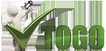 TOGO PUTOS Logo